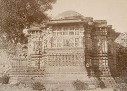 Sharangar chouri [Srngaracauri Temple] at Chitorgarh.